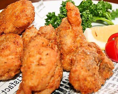 美桜鶏のフライドチキン